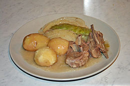 Scandinavian Cabbage with Veal